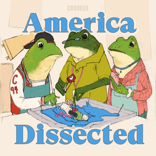 Cover art for podcast America Dissected