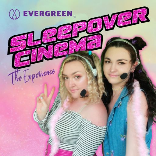 Cover art for podcast Sleepover Cinema
