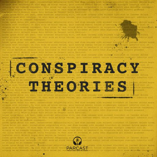 Cover art for podcast Conspiracy Theories