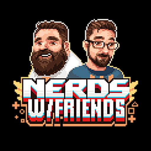 Cover art for podcast Nerds With Friends