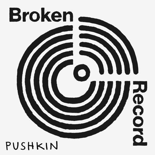 Cover art for podcast Broken Record with Rick Rubin, Malcolm Gladwell, Bruce Headlam and Justin Richmond