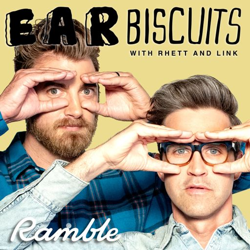 Cover art for podcast Ear Biscuits