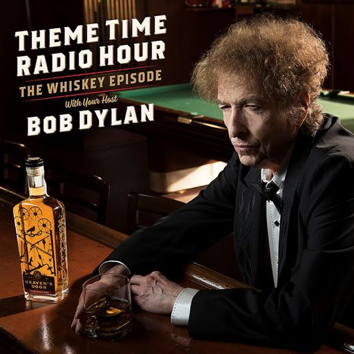 Cover art for podcast Theme Time Radio Hour with your host Bob Dylan