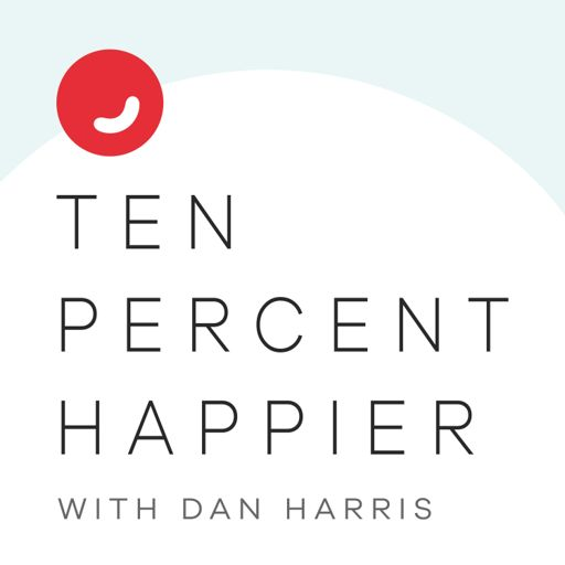 Cover art for podcast Ten Percent Happier with Dan Harris