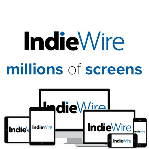 Cover art for podcast IndieWire's Millions of Screens