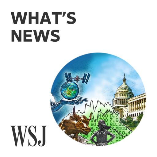 Cover art for podcast WSJ What's News