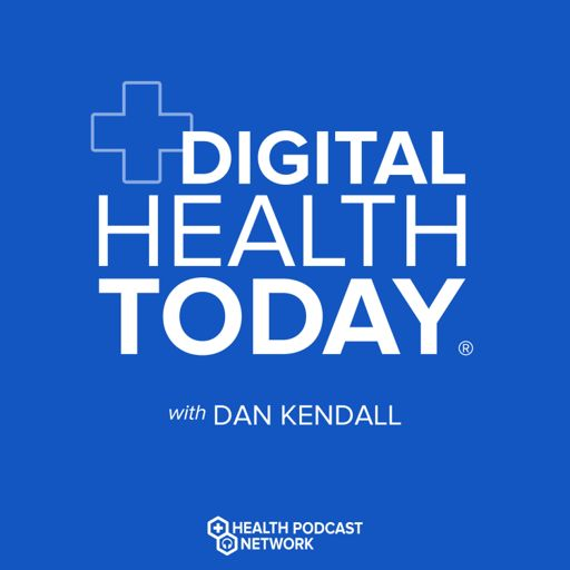 Cover art for podcast Digital Health Today