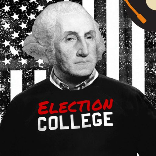 Cover art for podcast Election College   Presidential Election History