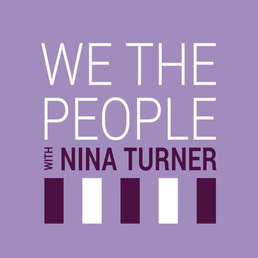 Cover art for podcast We The People with Nina Turner
