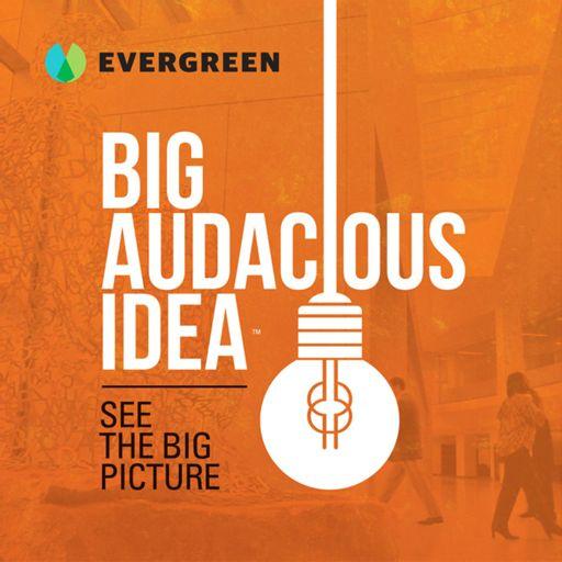 Cover art for podcast Big Audacious Idea
