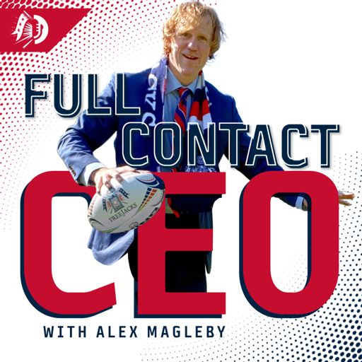Cover art for podcast Full Contact CEO