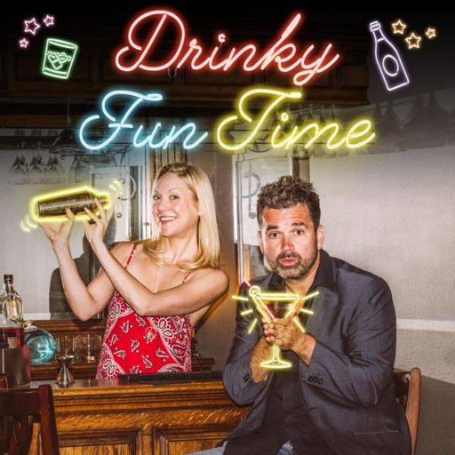 Cover art for podcast Drinky Fun Time