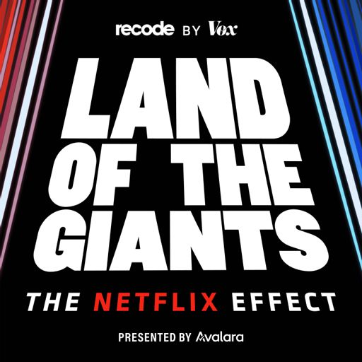Cover art for podcast Land of the Giants