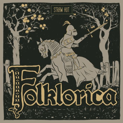 Cover art for podcast Folklorica