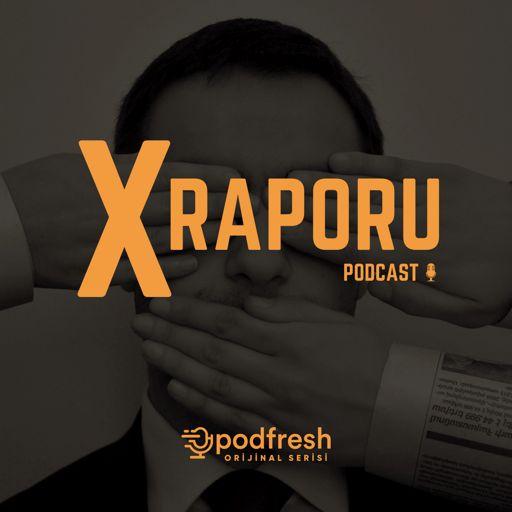Cover art for podcast X Raporu