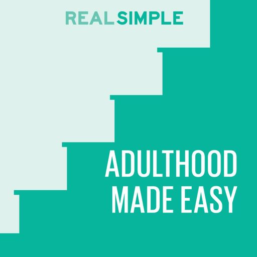 Cover art for podcast Adulthood Made Easy