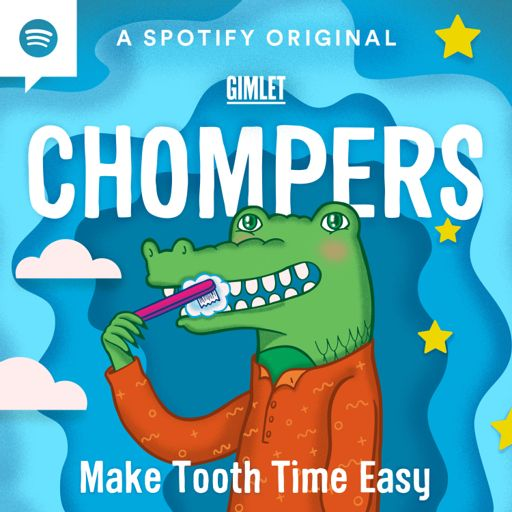 Cover art for podcast Chompers