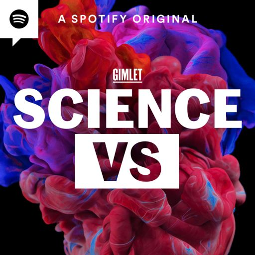 Cover art for podcast Science Vs