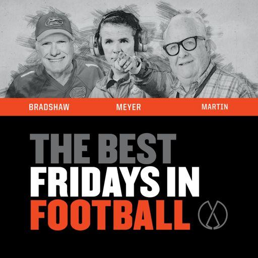 Cover art for podcast Best Fridays in Football