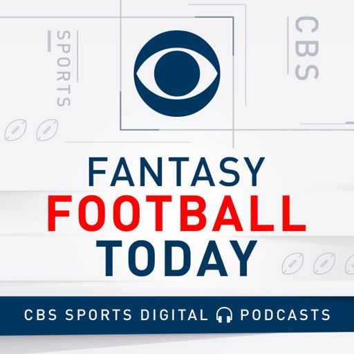 Cover art for podcast Fantasy Football Today Podcast
