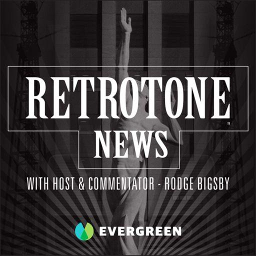 Cover art for podcast Retrotone News