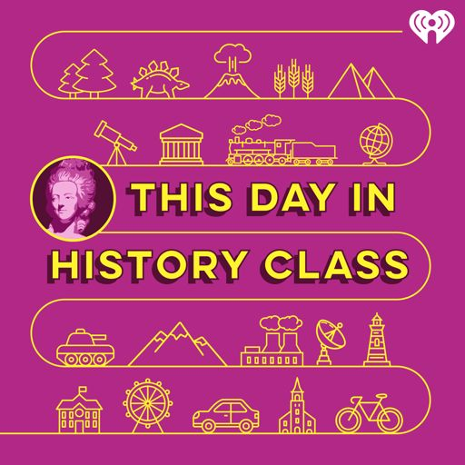 Cover art for podcast This Day in History Class
