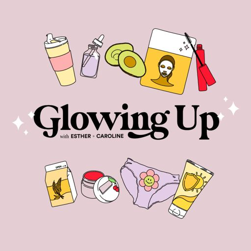 Cover art for podcast Glowing Up