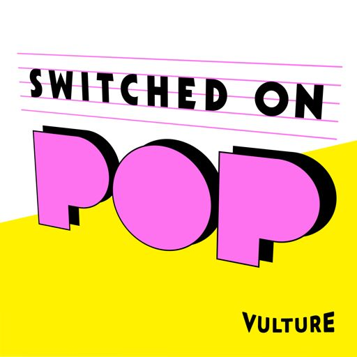 Cover art for podcast Switched on Pop
