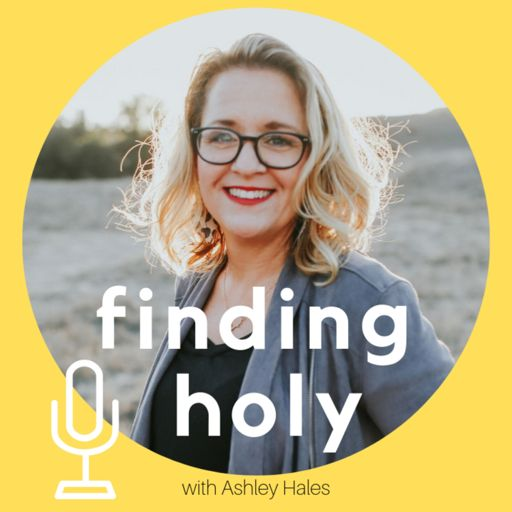 Cover art for podcast Finding Holy