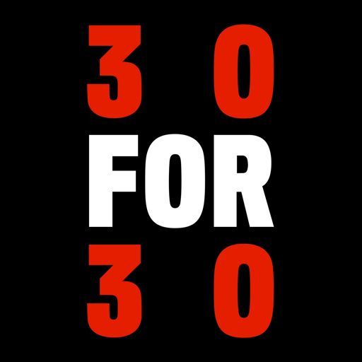 Cover art for podcast 30 For 30 Podcasts