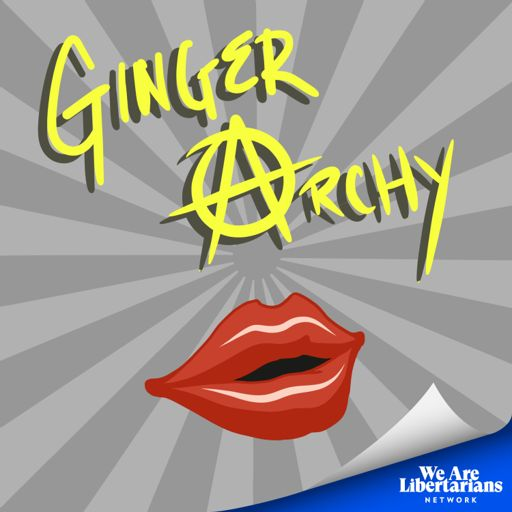Cover art for podcast GingerArchy with Tricia Stuart-Mann