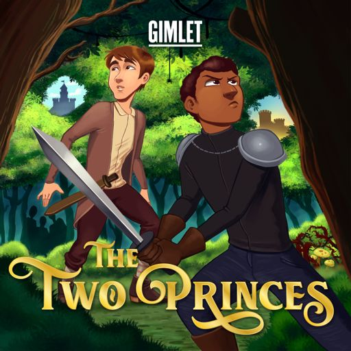 Cover art for podcast The Two Princes