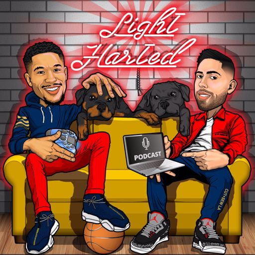 Cover art for podcast LightHarted Podcast with Josh Hart