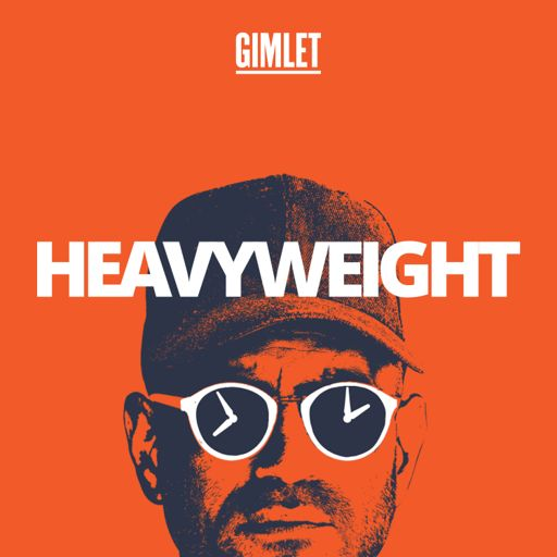 Cover art for podcast Heavyweight