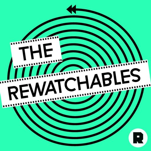 Cover art for podcast The Rewatchables