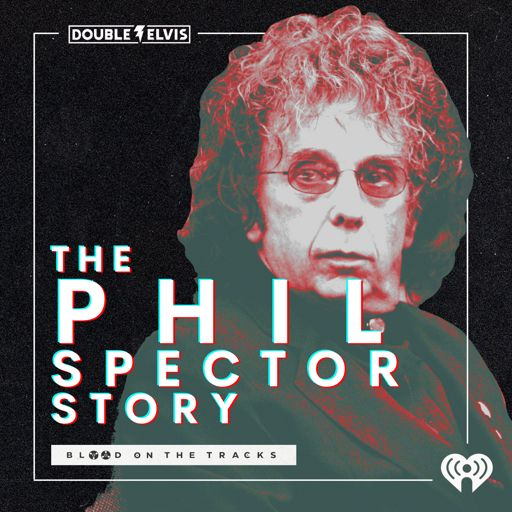 Blood on the Tracks: The Phil Spector Story album art
