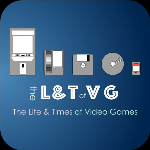 Cover art for podcast The Life & Times of Video Games