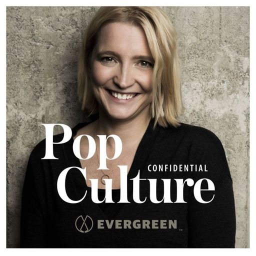 Cover art for podcast Pop Culture Confidential