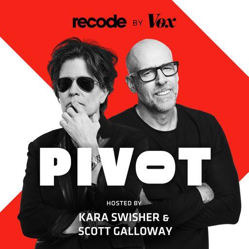 Cover art for podcast Pivot