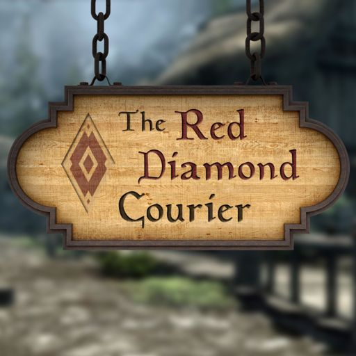 Cover art for podcast The Red Diamond Courier: Elder Scrolls Online Tips, Tricks, and More