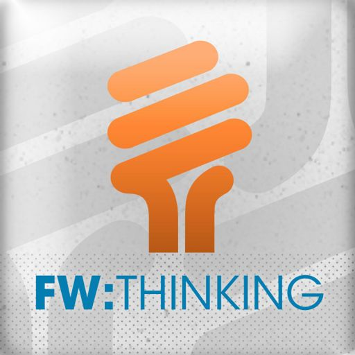 Cover art for podcast Fw:Thinking