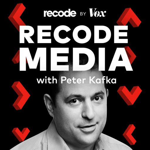 Cover art for podcast Recode Media