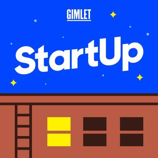 Cover art for podcast StartUp Podcast