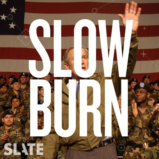 Cover art for podcast Slow Burn