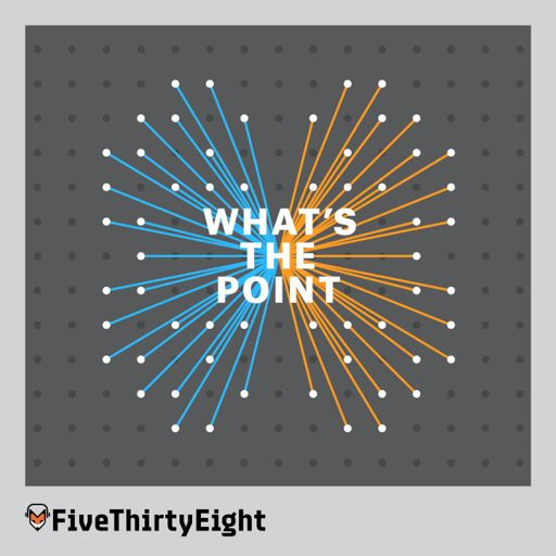 Cover art for podcast What's The Point