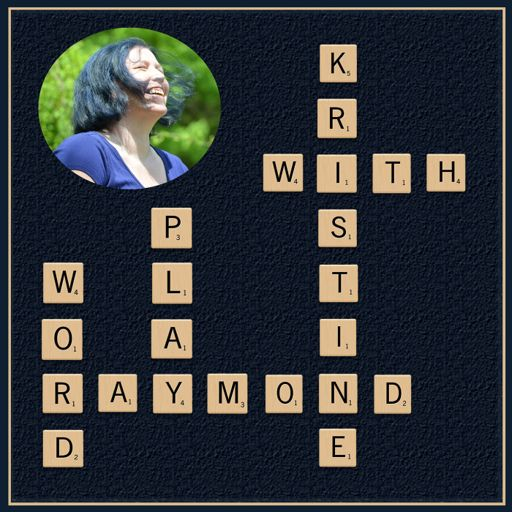 Cover art for podcast Word Play with Kristine Raymond