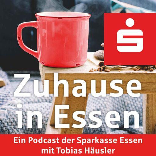 Cover art for podcast Zuhause in Essen - Ein Podcast der Sparkasse Essen