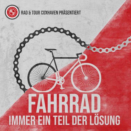 Cover art for podcast Fahrrad, immer ein Teil der Lösung