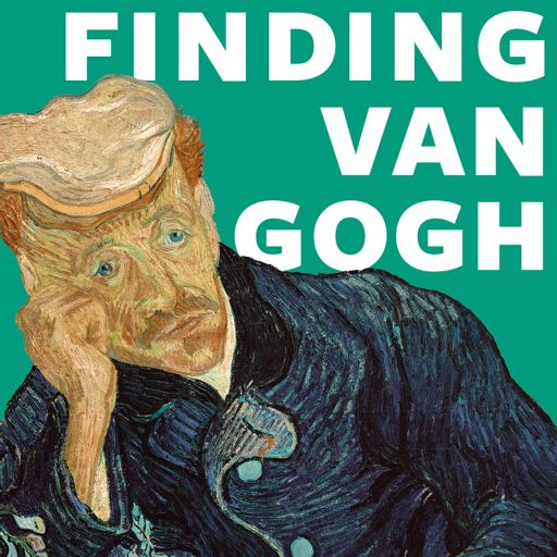 Cover art for podcast FINDING VAN GOGH (English Version)