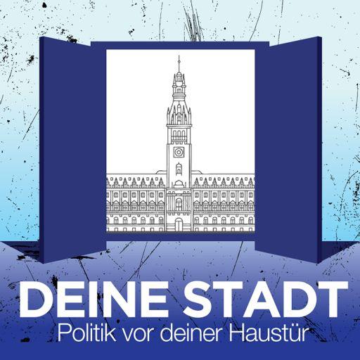 Cover art for podcast Deine Stadt - Politik vor der eigenen Haustür.